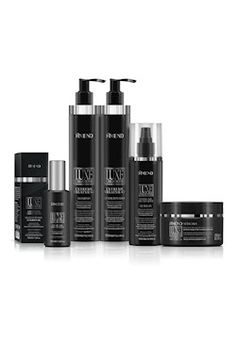 Kit Luxe Creations Shampoo + Máscara + Condicionador + Leave-in + Óleo