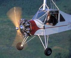 Little Wing Autogyro in flight