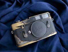 Leica M4 Black paint circa 1969