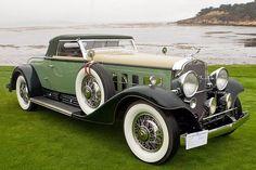 1930 Cadillac 452 V16 Rollston Convertible Coupe