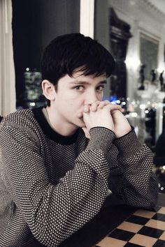 Asa Butterfield #Ohmy Sorry guys, just trying to get over this Asa Butterfield phase.....