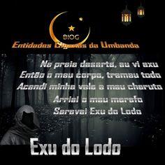 Entidades Ciganas da Umbanda (Clique Aqui) para entrar.: EXU DO LODO