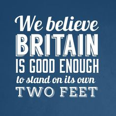 Brexit is the beginning of real freedom, of, by and for the great People of Great Britain!!!