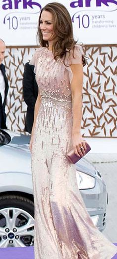 Kate in Jenny Packham -Michelle