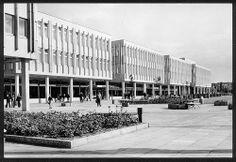 potsdam - institut für lehrerbildung Berlin, East Germany, Street View, Places, Illustration, Lost, Potsdam, History, Architecture