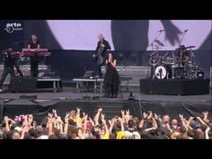 Nightwish Meddley: Tutankhamen + Ever Dream + The Riddler + Slaying The Dreamer - Tarja Turunen and her band: Max Lilja, Christian Kretschmar, Alex Scholpp, Kevin Chown and Ralf Gustke at Hellfest Open Air 2016 #tarja #tarjaturunen #hellfest #everdream #slayingthedreamer #nightwish #oldnightwish