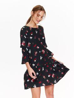 95661860b1 Sukienka damska czarna - sukienka - TOP SECRET. SSU2137 Świetna jakość