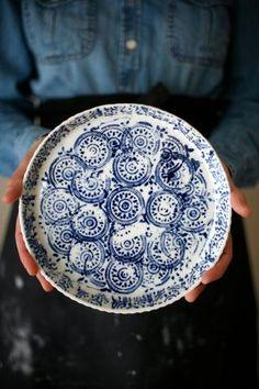 Artet Manufacture - Assiette à tarte - Tarte plate II Onyx Creative