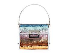 Roger Viver bag, $4050, Roger Vivier, New York.