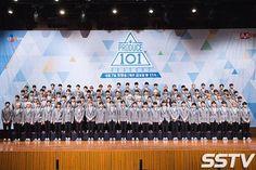 Produce 101 Season 2 Line Up. Banana Boat, Produce 101 Season 2, Ha Sungwoon, K Idol, Jinyoung, Wattpad, Entertaining, Seasons, Kpop