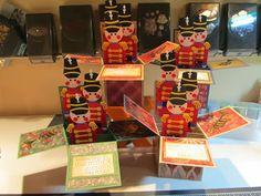 Christmas Card in a Box! - Calla Lily Studio Blog