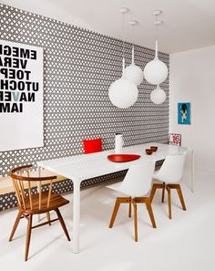 dining area by helenio barbetta