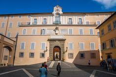 Castel Gandolfo Palace #wlochy #italia #italy #castelgandolfo #travel #trip #vatican #papa #travel #trip #picstrip