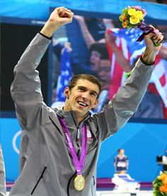Congrats to Michael Phelps for becoming the most decorated Olympian ever!