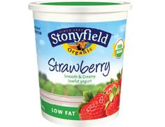 Shame on Stonyfield: Loads of Sugar in new formula