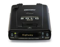 Escort Solo S3 Cordless Radar Detector f...