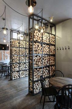 Photo byRamūnas Manikas. #restaurantdesign