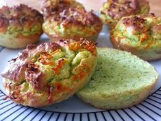 Cukkinis pogácsa - JÓ Baked Potato, Potatoes, Baking, Fitt, Ethnic Recipes, Potato, Bakken, Backen, Baked Potatoes