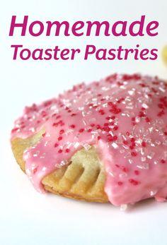Homemade Toaster Pas