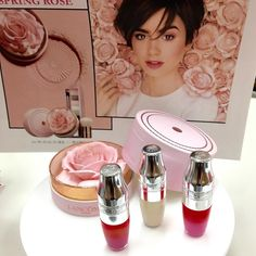 Lancome Spring 2017 Spring Rose Collection
