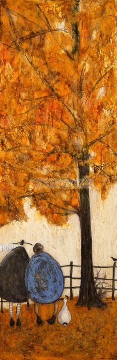 Sam Toft ~  Autumn: It's my favourite!