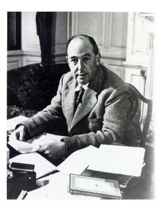 """""""I believe in Christianity as I believe that the sun has risen, not only because I see it, but because by it I see everything  else."""" - C.S. Lewis"""