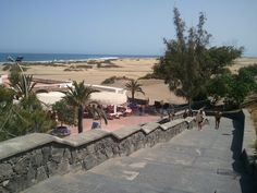"See 493 photos from 5553 visitors about nice weather, gran canaria, and beach. ""It's a nice walk over the sand dunes and to walk in the sea as the. Grand Canaria, Canario, Canary Islands, Sidewalk, Angel, Holidays, Beach, Travel, Maspalomas"
