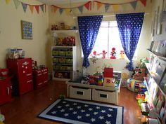 adorable playroom love the curious george artwork and the bunting curious george bedroomplayroom ideasboy