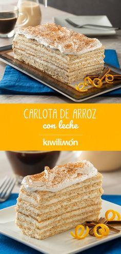 Sweet Recipes, Cake Recipes, Guatemalan Recipes, Gourmet Cakes, How Sweet Eats, Desert Recipes, No Bake Cake, Cooking Time, Just Desserts