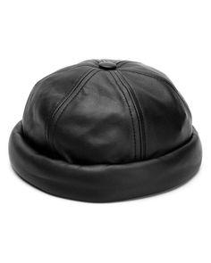 42b70b0b9b7 Beton Cire - Black Miki Hat - Lyst