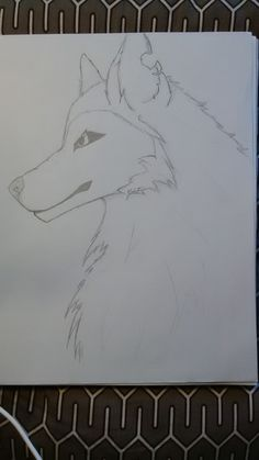 Animal Jam Fanart, Arctic Wolf, Made by @DestinySilverfireDaFurry (me) Please give me credit if you pin this!