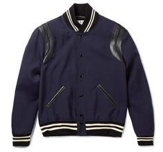 Saint Laurent Varsity,