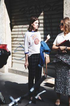 Milan_Fashion_Week_Spring_Summer_15-MFW-Street_Style-NYKNICKS-Sporty_Chic-
