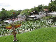 Day #7 - Boats @Everglades Safari Park