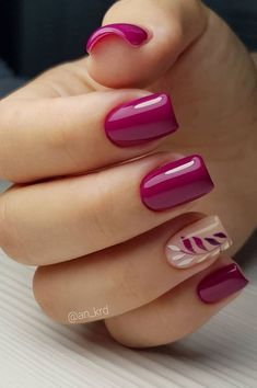 Nails Art Design New Free Idea Current Trends According To Seasons İn Manicure 2019 - Pag. Nails Art Design New Free Idea Current Trends According To Seasons İn Manicure 2019 - Page 30 of 35 , Diy Nails Spring, Nail Designs Spring, Summer Nails, Fall Nails, Nail Art For Spring, Winter Nails, Flower Nail Designs, Black Nail Designs, Simple Nail Art Designs