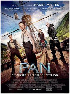 Cinéma : Pan réalisé par Joe Wright - Avec Hugh Jackman, Levi Miller, Rooney Mara - Par Sand http://www.parisianshoegals.com/2015/11/cinema-pan-realise-par-joe-wright-avec.html