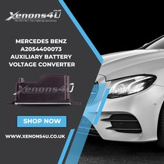 Xenons4u offer Mercedes-Benz A2054400073 Voltage Converter around UK at very affordable prices. For complete information visit our website now! Voltage Converter, Mercedes Benz Cars, Website
