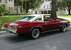 1973 Oldsmobile Cutlass S Coupe