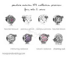 Pandora Autumn 2016 Preview