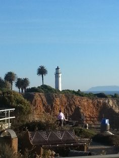 Lighthouse in Rancho Palos Verdes