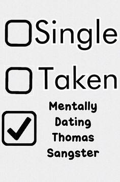 I don't really like Thomas I just thought it was funny <----- ya lying! YOU KNOW YOU LOOOOOOVE HIM o_O