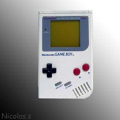 """Ma première """"Game Boy"""""""