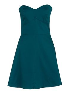 Skater dress mid Blue