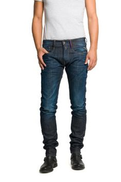 Replay Men's Anbass, Blue (Denim Blue), W31/L34 Replay http://www.amazon.co.uk/dp/B00H27O2NK/ref=cm_sw_r_pi_dp_dSP9wb0G7S76A