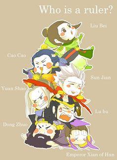 Tags: Fanart, Dynasty Warriors, Pixiv, Yuan Shao