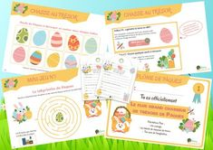 Easter, Tri, Crafts, Montessori, Bullet, Easter Scavenger Hunt, Cooperative Games, Easter Ideas, Easter Party