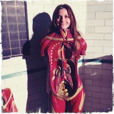 Cute Louise Brealey