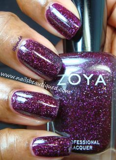 Zoya Zenith 2013 Winter Collection, Payton | Nails Beautiqued