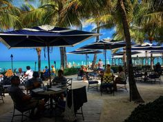 10 Tropical, waterside Restaurants in FL, incl Sundy  House, Delray Beach and  Latitudes, Key West (shown here)
