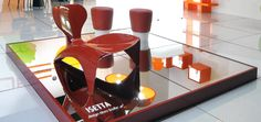 Isetta, designed by Marc Sadler for Slide